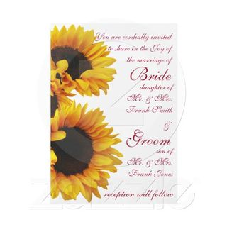 Formal_wedding_invitation_sunflowers