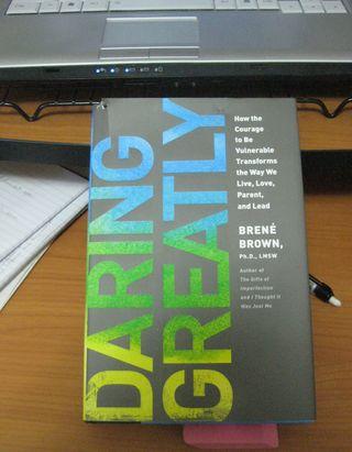 Daring book