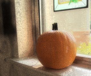 Last pumpkin two